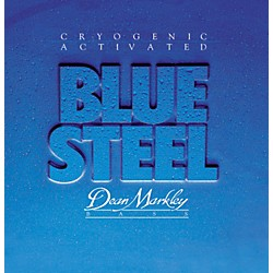 DEAN MARKLEY 2674 Blue Steel Cryogenic Medium Light Bass Strings (2674)