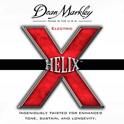 DEAN MARKLEY HELIX HD Electric Guitar Strings (LT) (2511)