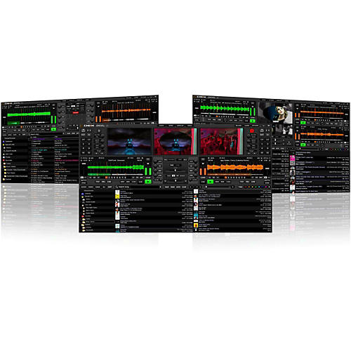 PCDJ DEX 2 DJ Software-thumbnail