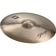 Stagg DH Dual-Hammered Brilliant Crash Ride Cymbal
