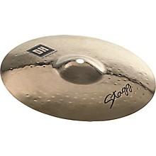 Stagg DH Dual-Hammered Brilliant Medium Splash Cymbal