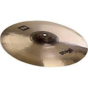 Stagg DH Dual-Hammered Exo Medium Thin Crash Cymbal