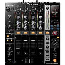 Pioneer DJM-750 4-Channel DJ Mixer with Boost