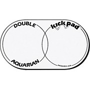 Aquarian DKP2 Double Kick Drum Pad
