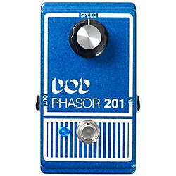 DOD Phasor 201 Analog Phaser/Pitch Shifter Guitar Effects Pedal (USM-DOD201-13)