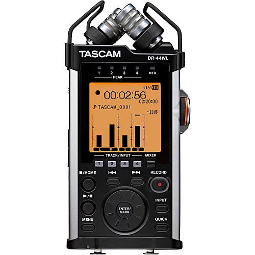 Tascam DR-44WL Handheld Linear PCM Recorder-thumbnail