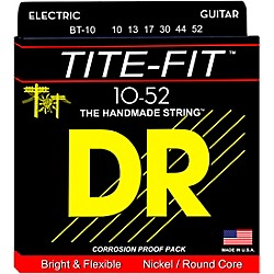 DR Strings Tite-Fit BT-10 Big-n-Heavy Electric Guitar Strings (BT-10)
