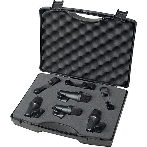 Digital Reference DRDK4 4-Piece Drum Mic Kit-thumbnail