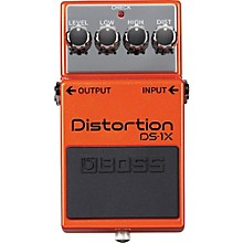 Boss DS-1X Distortion Guitar Effects Pedal