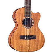 Blueridge DU-350TCE Diamond Head Tenor Acoustic-Electric Ukulele
