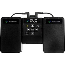AirTurn DUO BT-106 Wireless Pedal Control