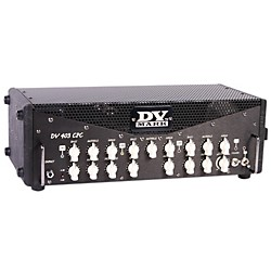 DV Mark DV 403 CPC 3-Channel Tube Guitar Amp Head (130 015)