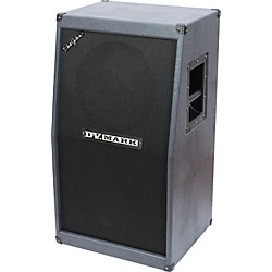 DV Mark Frank Gambale Signature C 212 FG Vertical Slant 2x12 Guitar Speaker Cabinet 300W (USED004000 131.017)