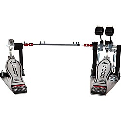 DW 9000 Series Double Bass Drum Pedal (DWCP9002)