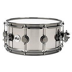 DW Black-Ti Snare Drum (DRVT6514SVN)