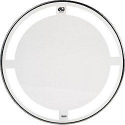 DW Coated/Clear Tom Batter Drumhead (DRDHCC12)