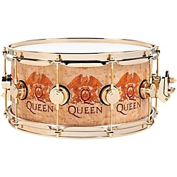 DW Collector's Series Queen Icon Snare (DREX6514SSG-QU)