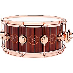 DW Collector's Series Rush Icon Snare (DREX6514SSP-RH)