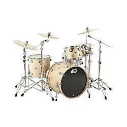DW Collector's Series Satin Oil 4-Piece Shell Pack (DRKT50C101)