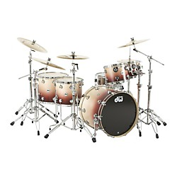 DW Collector's Series Satin Specialty 5-Piece Shell Pack (DRKT27C214)