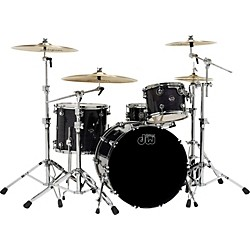 DW Performance Series 4-Piece Shell Pack (DW-PERF-4P-SP-ESL)