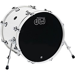 DW Performance Series Bass Drum (DRPL1620KKWH)