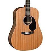 Martin DX2AE Macassar Dreadnought Acoustic-Electric Guitar