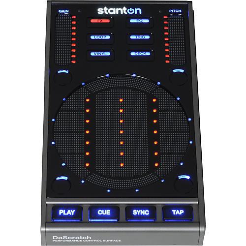 Stanton DaScratch Performance Control Surface