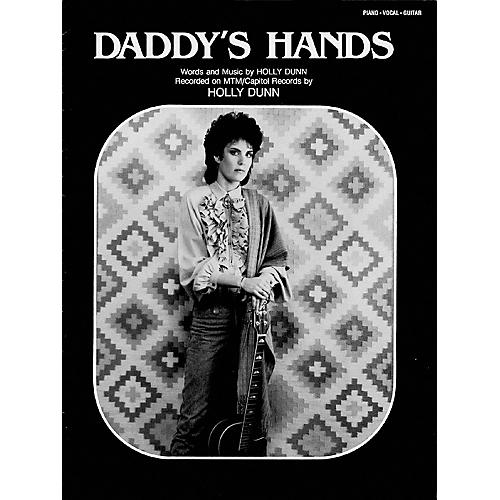 Hal Leonard Daddy's Hands-thumbnail