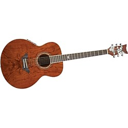 Daisy Rock Butterfly Jumbo Acoustic-Electric Guitar (146280)