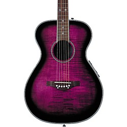 Daisy Rock Pixie Acoustic/Electric Guitar Left-Handed (146222L)