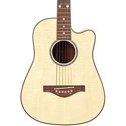 Daisy Rock Wildwood Short Scale Acoustic Guitar (14-6261)