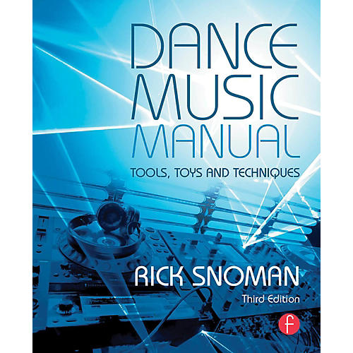 Hal Leonard Dance Music Manual - Tools, Toys, and Techniques-thumbnail