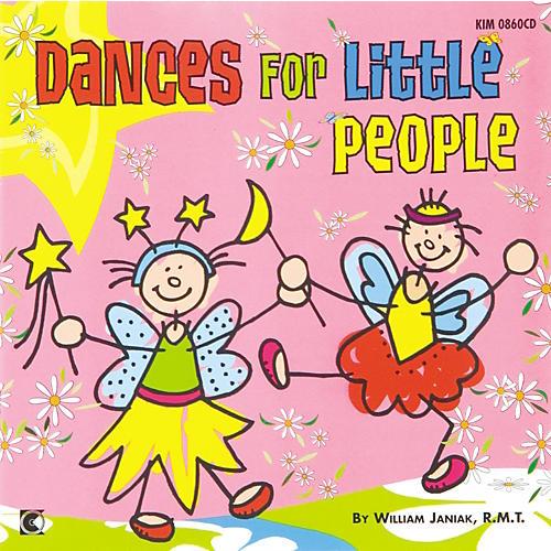 Kimbo Dances for Little People