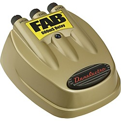 Danelectro D-8 FAB Delay Guitar Effects Pedal (D-8)