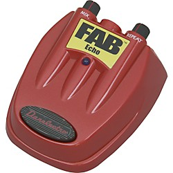 Danelectro Fab Echo Guitar Effects Pedal (D-4)