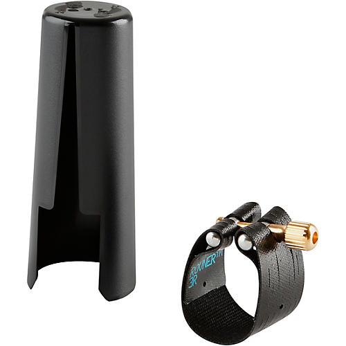 Rovner Dark Baritone Saxophone Ligature And Cap-thumbnail