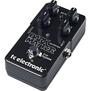 TC Electronic Dark Matter Distortion Guitar Effects Pedal