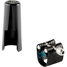 Rovner Dark Tenor Saxophone Ligature and Cap