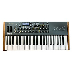 Dave Smith Instruments Mopho x4 Synthesizer Keyboard (DSI-2204)