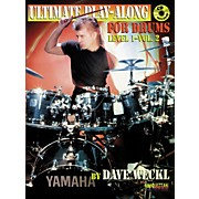 Alfred Dave Weckl Ultimate Play-Along Drum Trax Level 1 Volume 2 / Book & 2 CDs