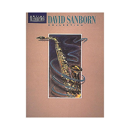 Hal Leonard David Sanborn Collection-thumbnail
