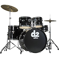Ddrum D2 5-piece Drum Set (D2MB)