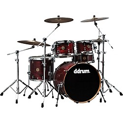 Ddrum Dios Ash 5-Piece Shell Pack (DS A 22 5 CR - SP)