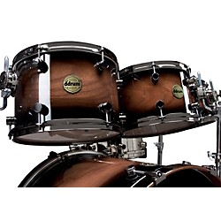 Ddrum Paladin Walnut 5-Piece Shell Pack (PWP 522 NB)