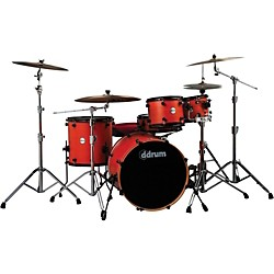 Ddrum Reflex RSL 5-Piece Shell Pack (REFLEXRSL225PCORS)