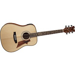 Dean 12 Gauge Solid Top Acoustic-Electric Guitar w/Aphex (12 GAUGE GN)
