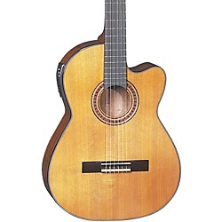 Dean CSCM Espana Solid Top Cutaway Acoustic-Electric Guitar (CSCM)