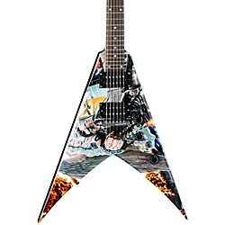 Dean Dave Mustaine VMNTX United Abomination Electric Guitar (vmntx ua)