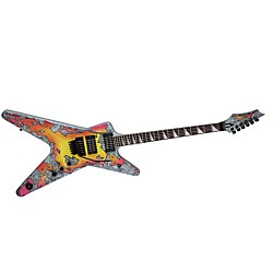 Dean Dimebag Concrete Sledge ML Electric Guitar (USED004000 DB SLEDGE)
